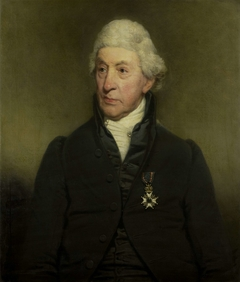 Portrait of Christiaan Everhard Vaillant, Refiner of Salpeter, Water Board Member for De Beemster, Director of the Import and Export Rights and Member of the Marine Committee