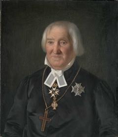 Portrait of Christian Sørenssen