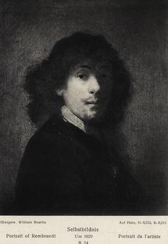 Portrait of Constantijn Huygens