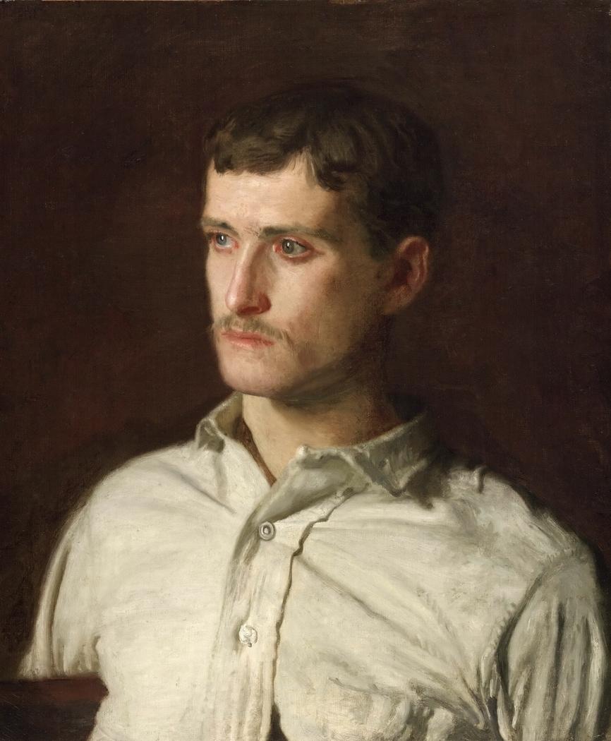 Portrait of Douglass Morgan Hall