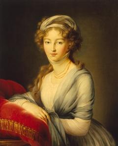 Portrait of Empress Yelizaveta Alekseyevna