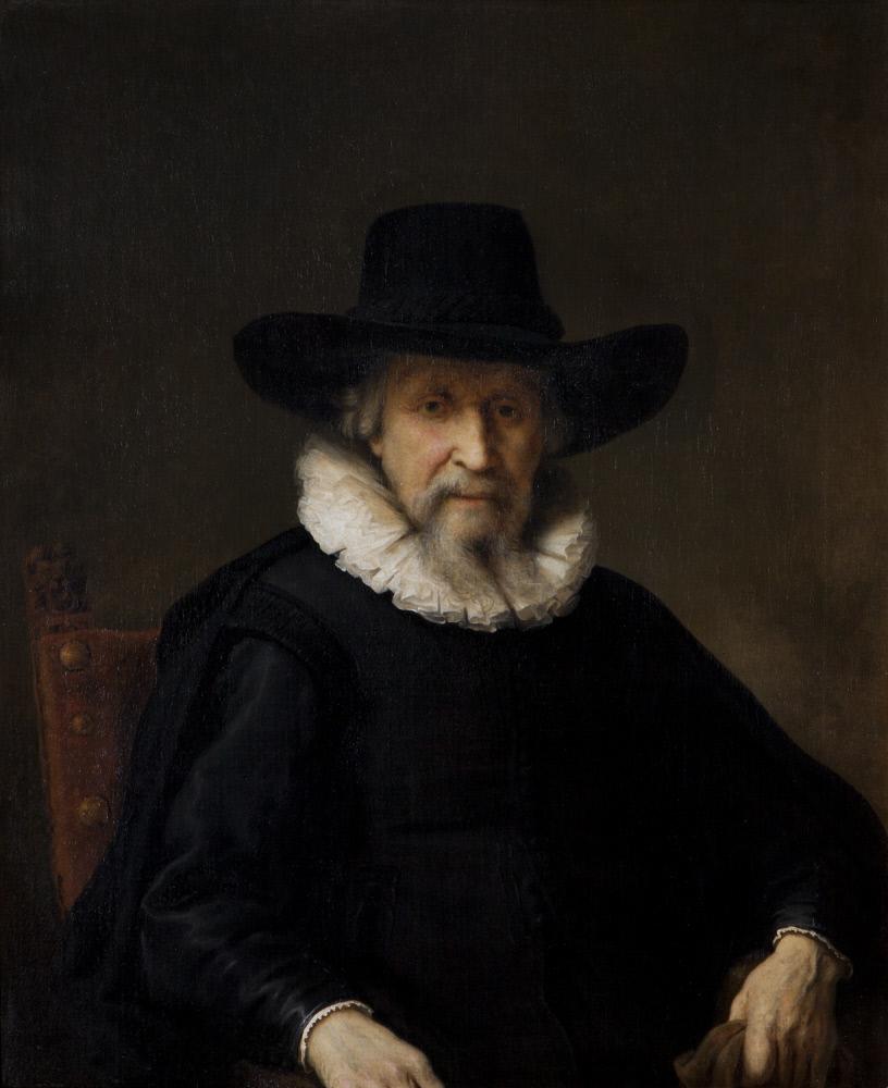 Portrait of Ephraim Bueno