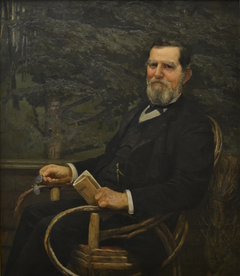Portrait of George Burnham