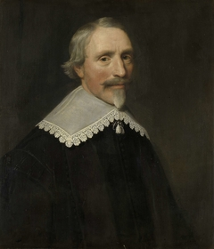 Portrait of Jacob Cats, Grand Pensionary of Holland and West-Friesland and Poet