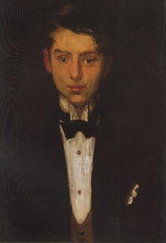 Portrait of Jacques Goudstikker