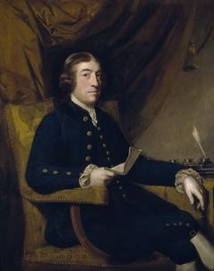 Portrait of James Bourdieu