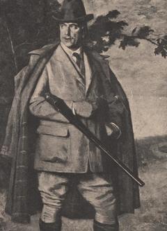 Portrait of Jhr. Henri Teixeira de Mattos (1867-1924), 1916