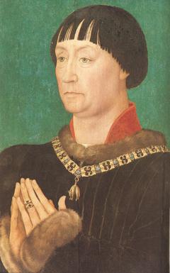 Portrait of John I, Duke of Cleves