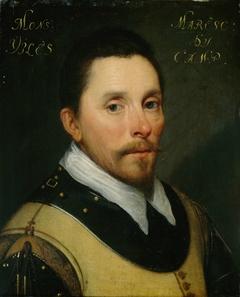 Portrait of Joost de Soete, Lord van Villers