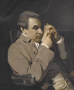 Portrait of Joseph Baretti