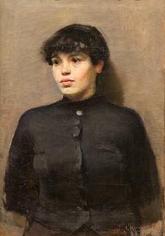 "Portrait of ""Jossa"""