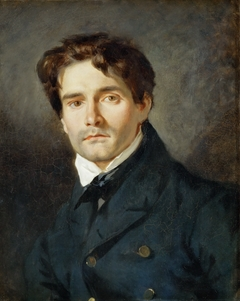 Portrait of Leon Riesener