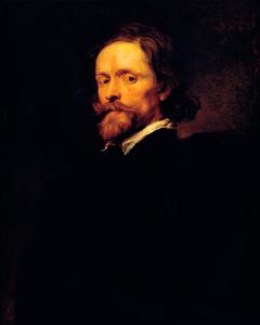 Portrait of Lucas Vorsterman the Elder