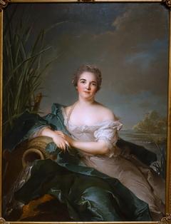 Portrait of Madame de Flesselles