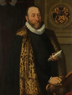 Portrait Of Dirckje Tymansdr Gael Called Van Der Graft