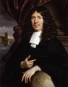 Portrait of Mattheus van den Broucke (1620-1685)