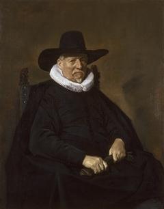 Portrait of Mr. Bodolphe