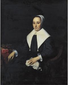 Portrait of Mrs. Guilbert Pz. Herness