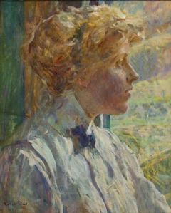 Portrait of Mrs. Robert Reid