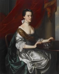 Portrait of Mrs. Theodore Atkinson Jr.