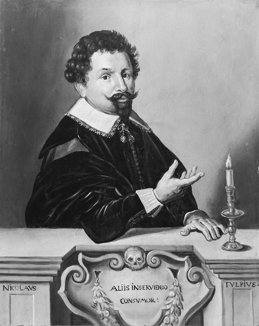Portrait of Nicolaas Tulp (1593-1674) (copy)