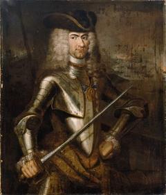 Portrait of Peter Wessel Tordenskiold