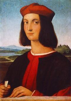 Portrait of Pietro Bembo