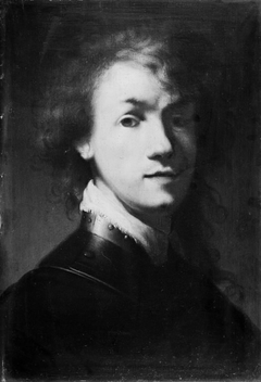 Portrait of Rembrandt with Gorget