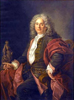 Portrait of Robert Le Lorrain