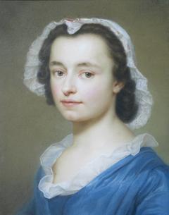 Portrait of the artist's sister, Juliane Charlotte Mengs