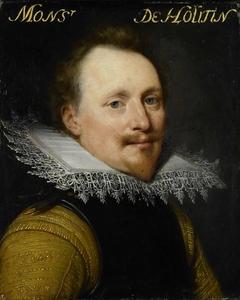 Portrait of Willem de Soete de Laeke, Lord of Hautain