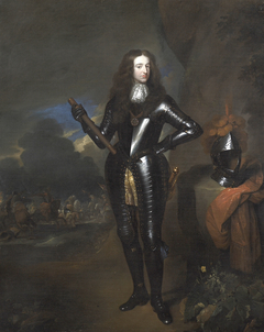 Portrait of William III, King of England, Prince of Orange and Nassau (1650–1702)