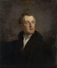 Portrait Study of Arthur Wellesley, Duke of Wellington