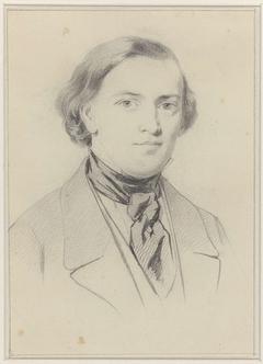 Portret van Elias Pieter van Bommel