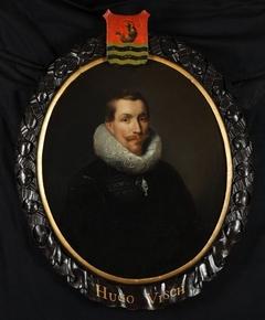 Portret van Hugo Visch (?-1636)