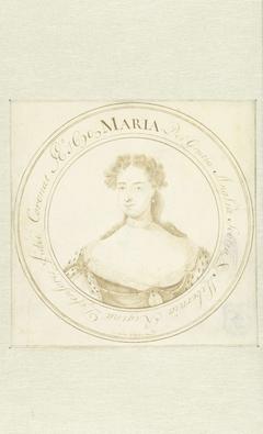 Portret van Maria Stuart II