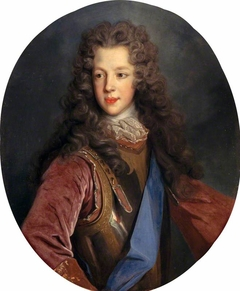 Prince James Francis Edward Stuart, 1688 - 1766. Son of James VII and II