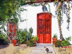 Puertas Rojas - Red Doors