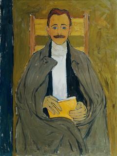 Rudolf Steindl, Schwager des Künstlers