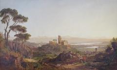Ruins at Narni, Italy