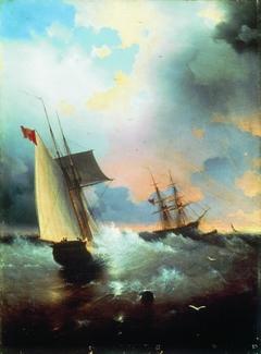Sailboat .