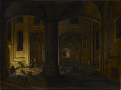 Saint Pierre délivré de prison