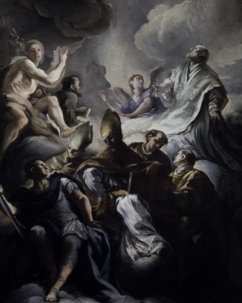 Saints in Glory