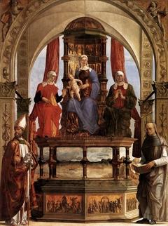 Santa Maria in Porto Altarpiece