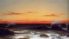 Seascape - Sunset