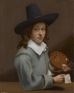 Self-portrait as a Boy