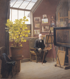 Self-Portrait, the Artist's Last Work