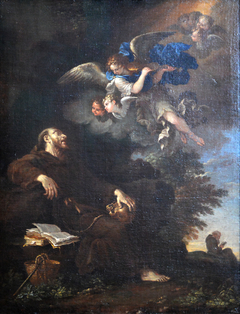 St. Francis in Extasy