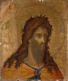 St. John the Baptist (fragment)