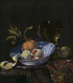 Still Life with Lemon Peel